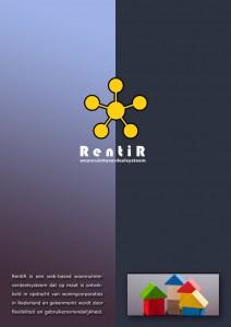 RentiR brochure, voorpagina
